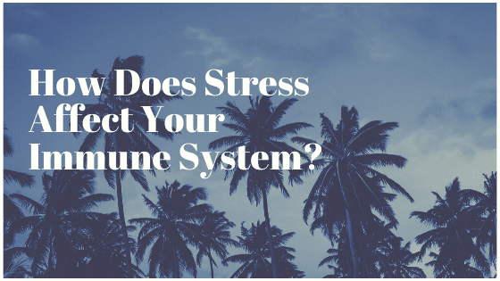 How Does Stress Affect Your Immune System?
